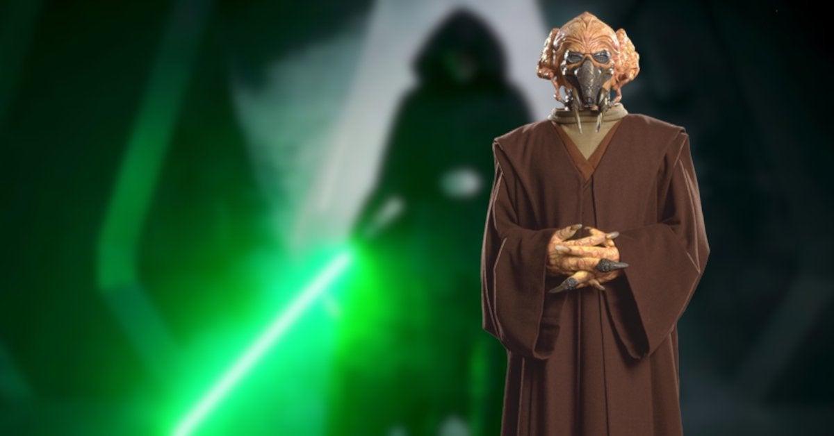 THe Mandalorian Season 2 Finale Luke Skywalker Plo Koon Cameo Concept Art Alternate