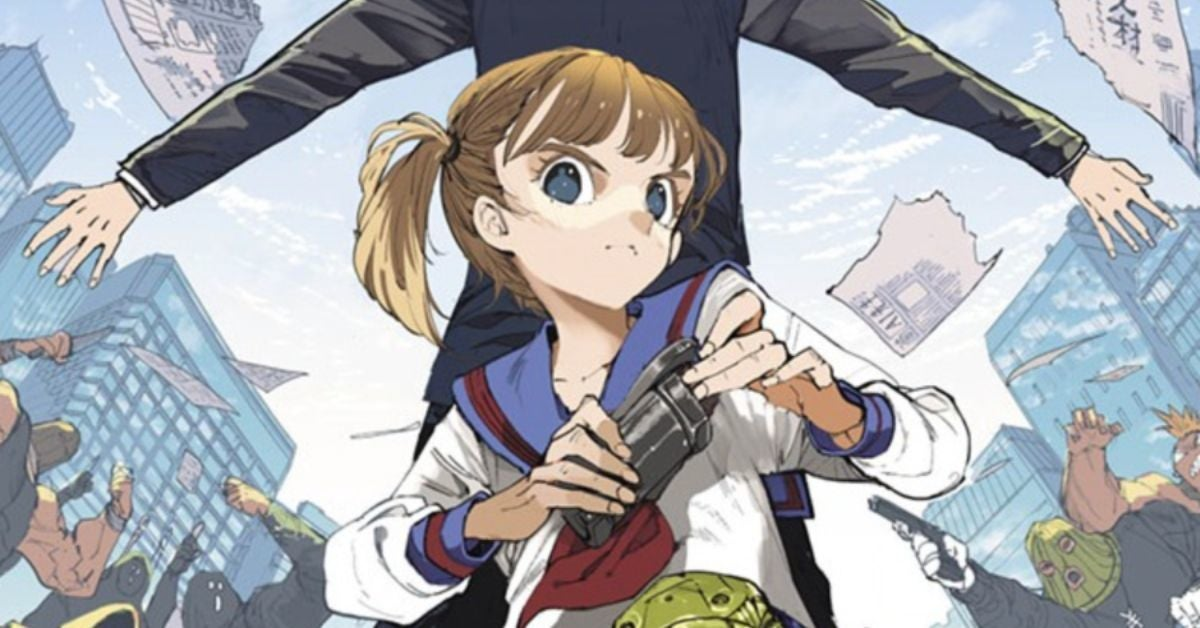 The Promised Neverland Creators One-Shot Manga DC3 Read Shonen Jump Free