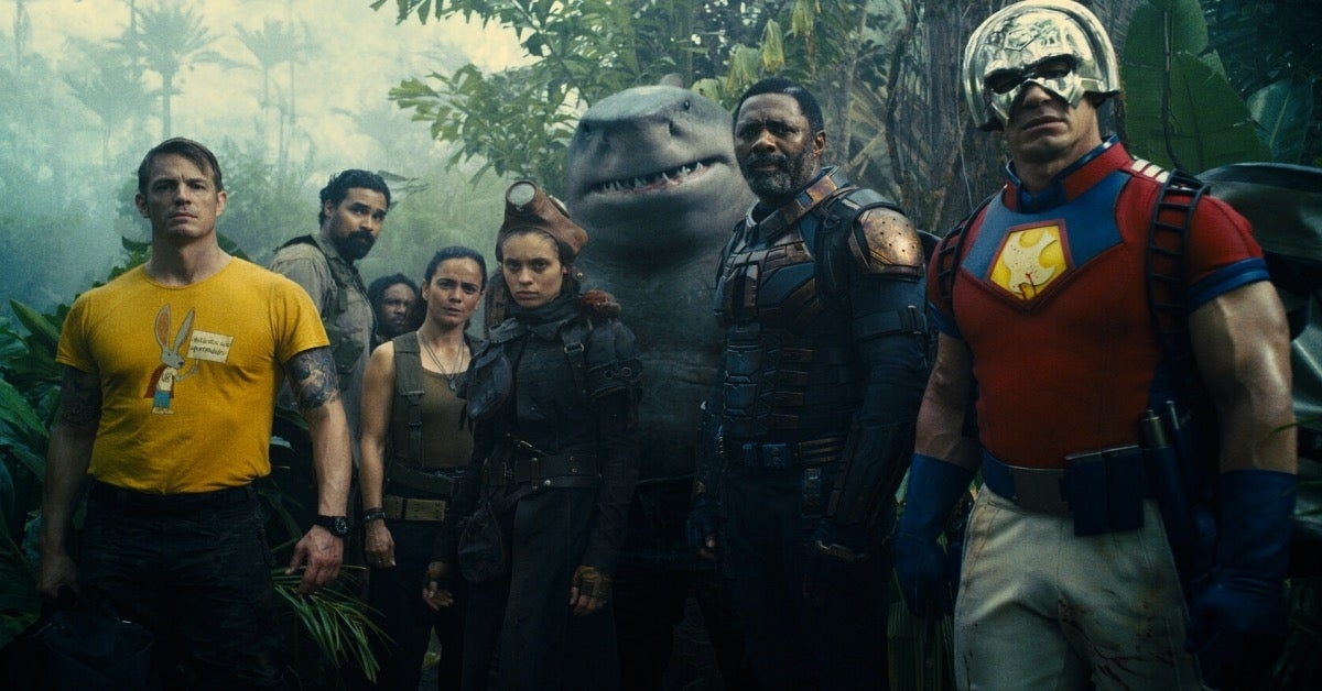 The Suicide Squad 2021 cast characters