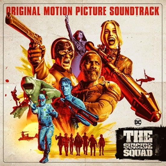 The Suicide Squad Original Motion Picture Soundtrack