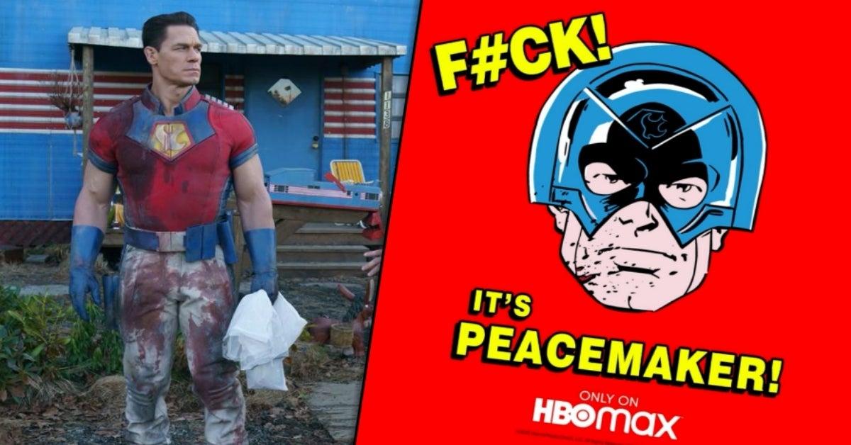 The Suicide Squad Peacemaker John Cena HBO MAX comicbookcom