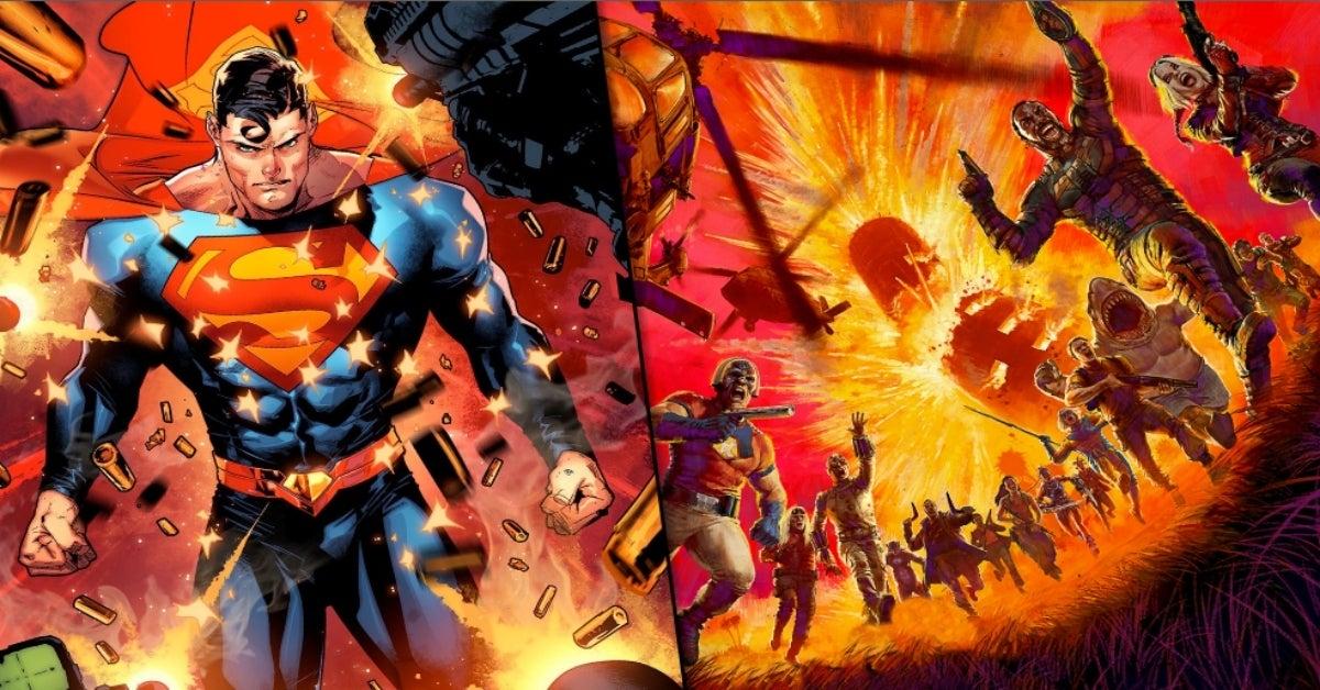 The Suicide Squad Superman comicbookcom