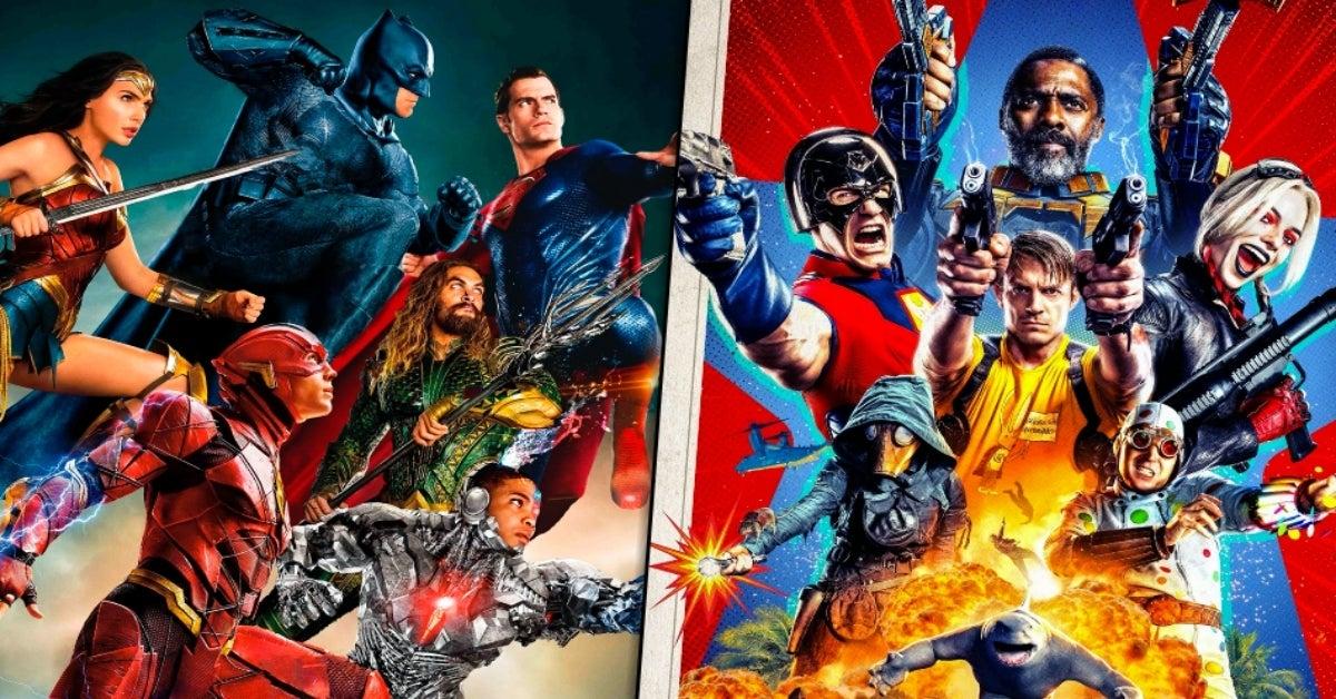 The Suicide Squad vs Justice League comicbookcom
