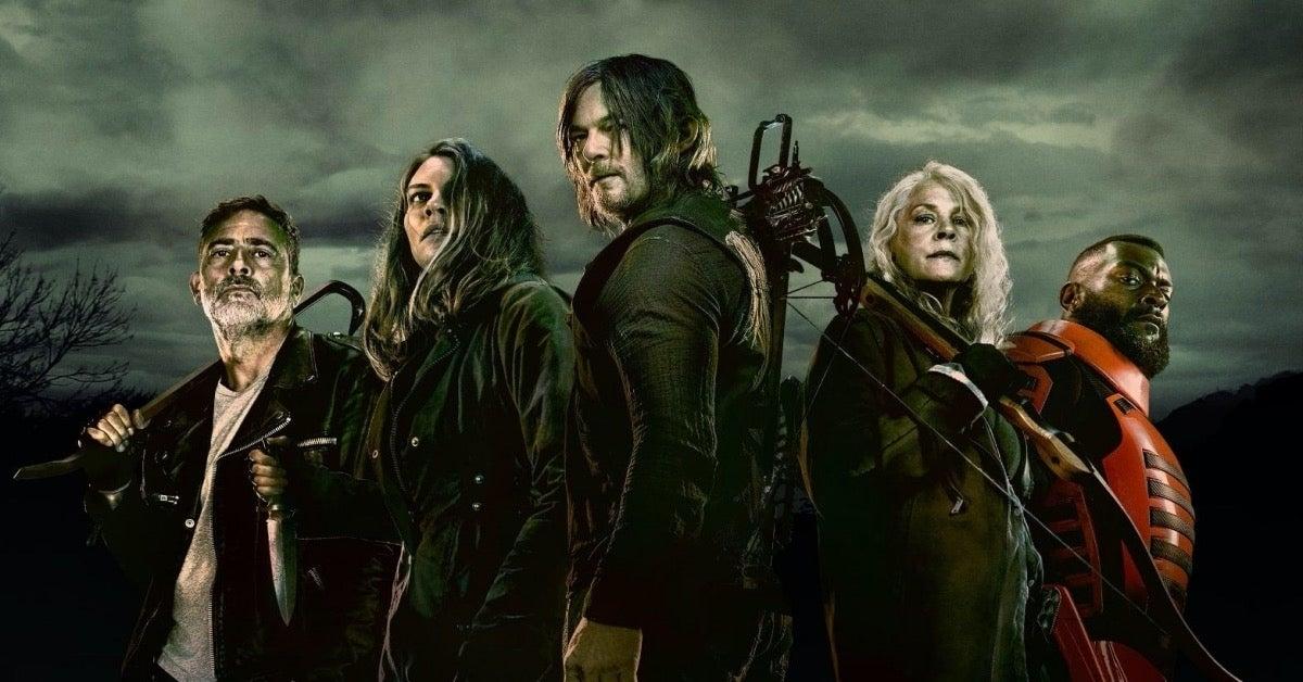 The Walking Dead Final Season 11 AMC