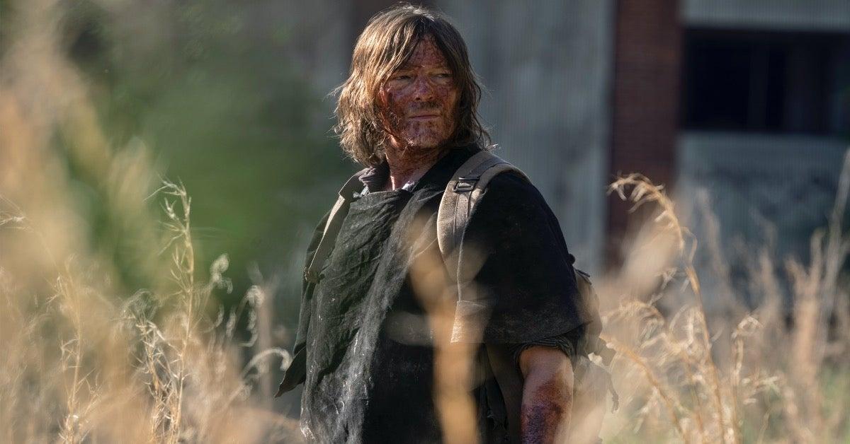 The Walking Dead Final Season 11 Daryl Norman Reedus