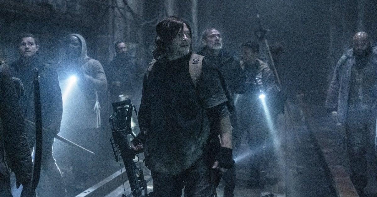 The Walking Dead Final Season 11 premiere Daryl Reedus