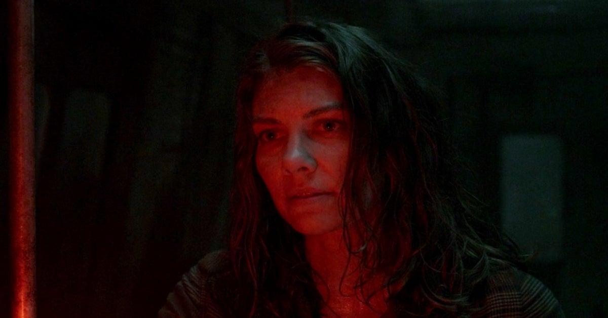 The Walking Dead Maggie Season 11 Episode 2 Acheron Part 2