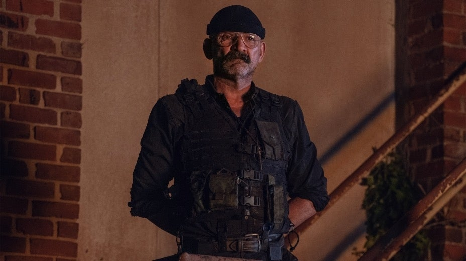 The Walking Dead Pope Ritchie Coster Season 11