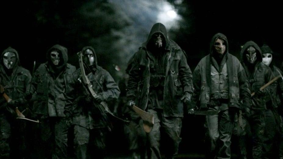 The Walking Dead Reapers Acheron Part 2