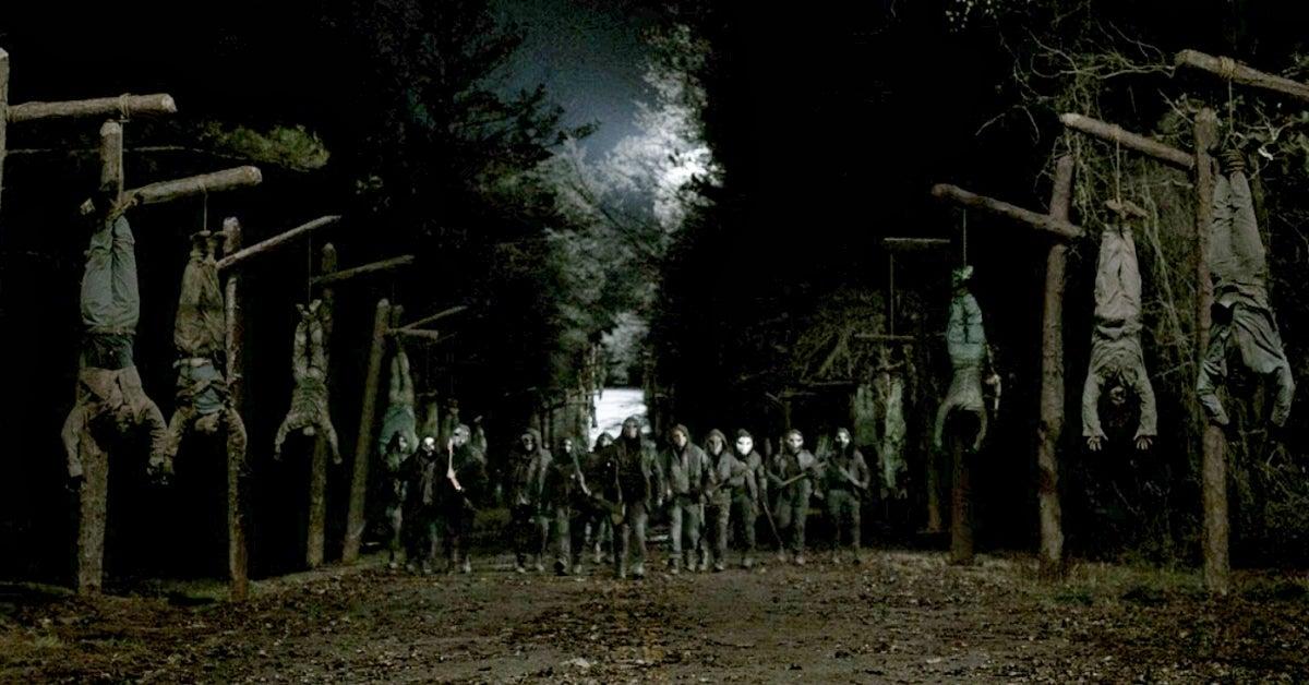The Walking Dead Reapers Acheron Part 2 Season 11 Episode 2