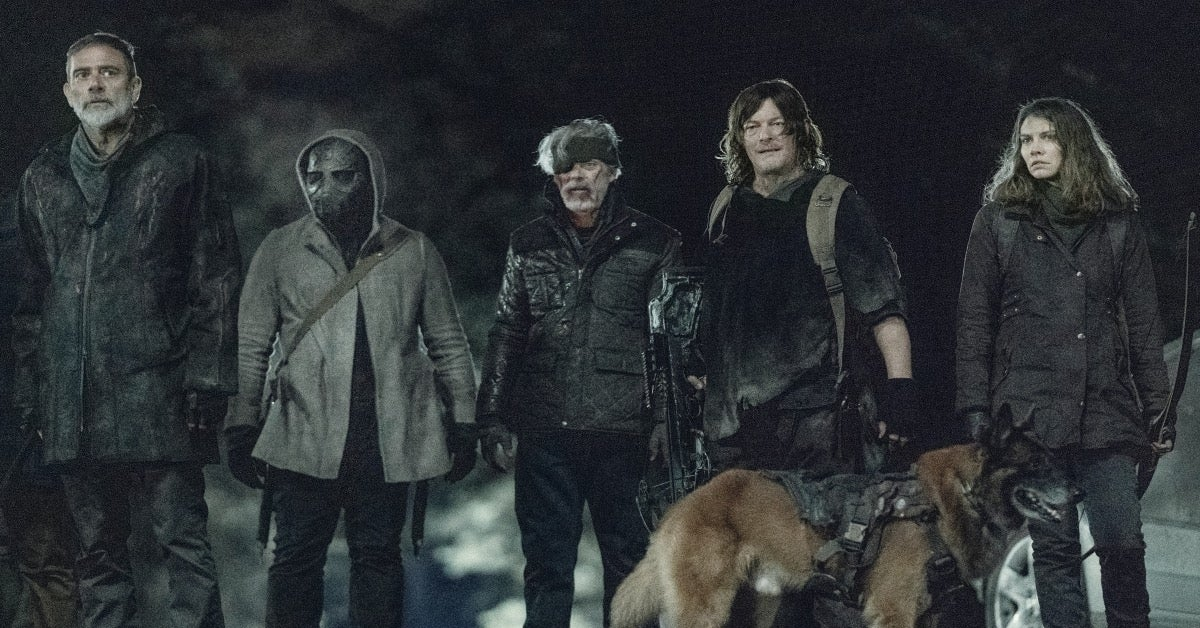 The Walking Dead Roy C Thomas Howell Reapers Season 11 Episode 2
