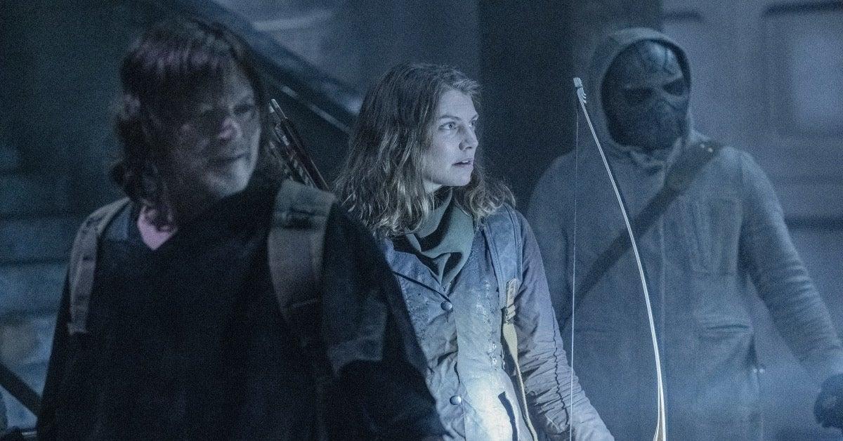 The Walking Dead Season 11 Episode 1 Acheron Part 1 Daryl Maggie