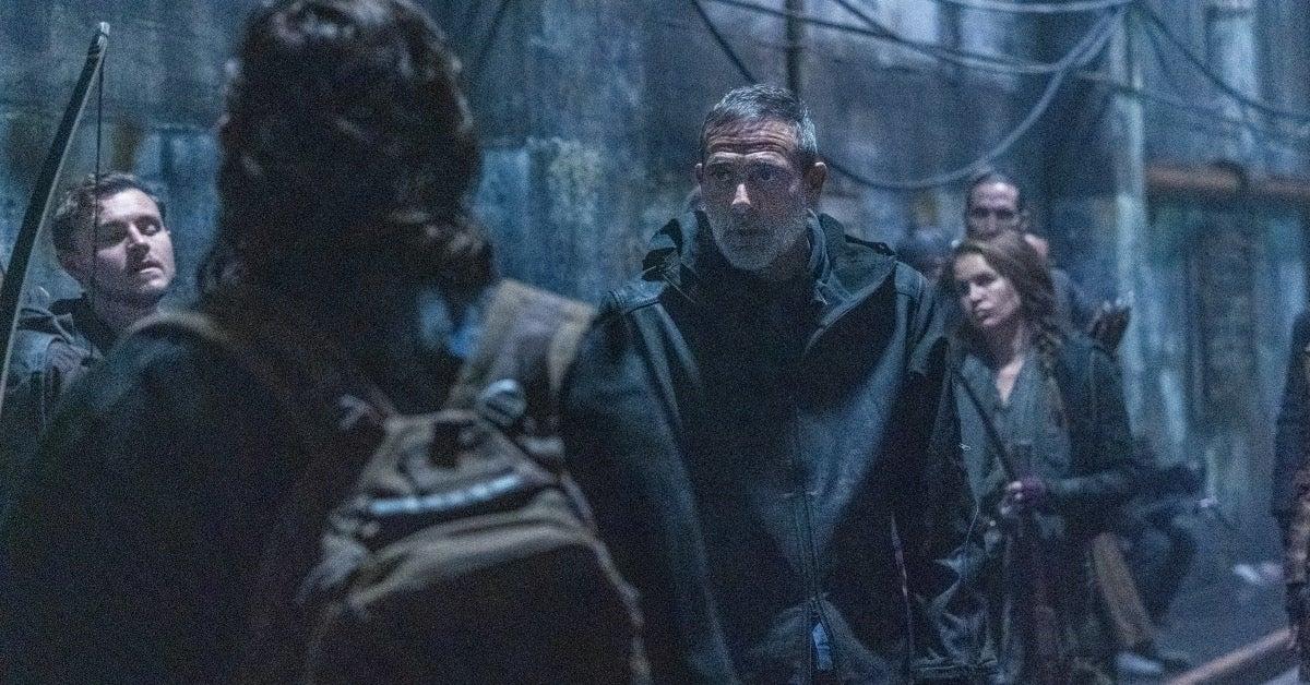The Walking Dead Season 11 Episode 1 Negan Acheron Part 1