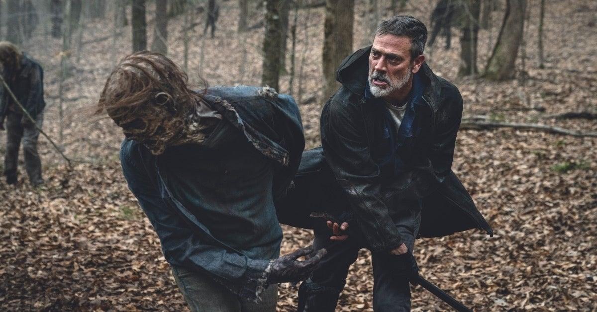 The Walking Dead Season 11 Episode 3 Hunted Negan