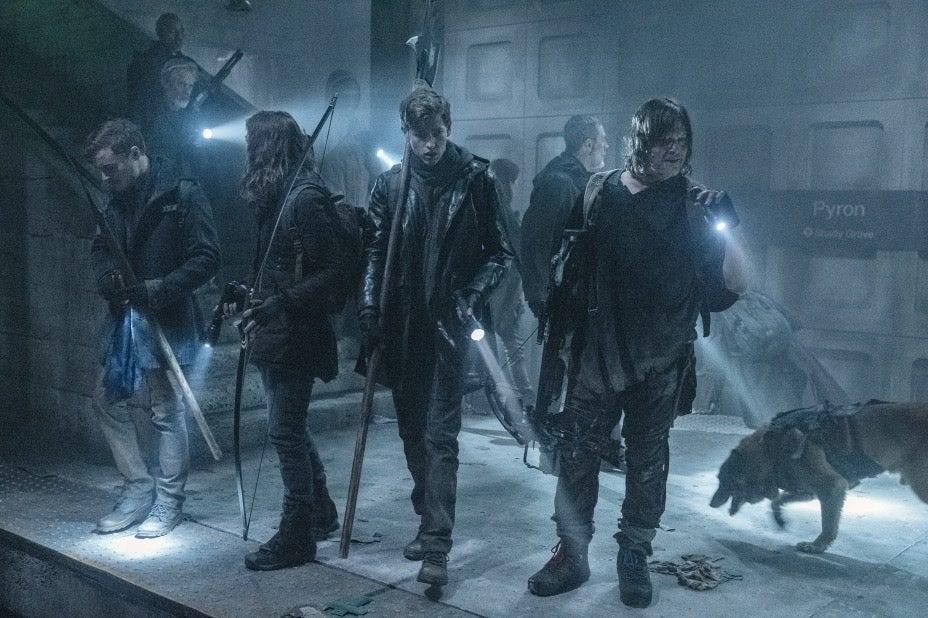 The Walking Dead Season 11 Gage
