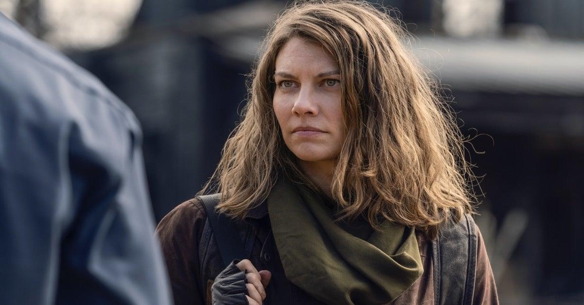 The Walking Dead Season 11 Maggie Lauren Cohan Acheron Part 1