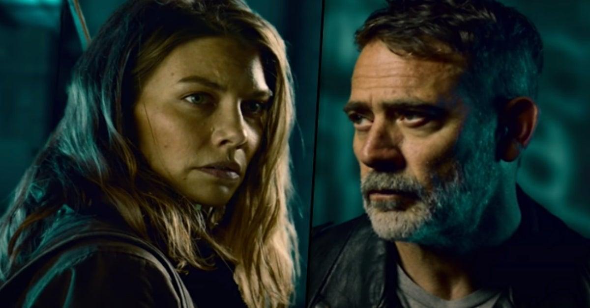 The Walking Dead Season 11 Maggie Negan trust