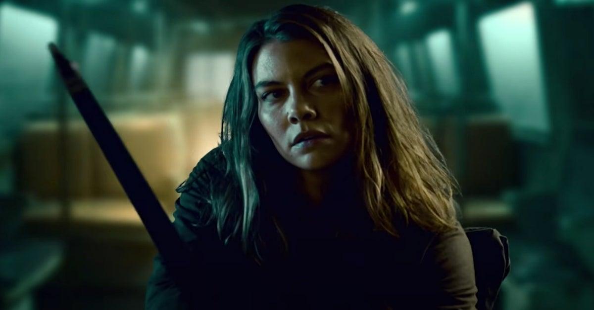 The Walking Dead Season 11 Maggie Rhee Lauren Cohan