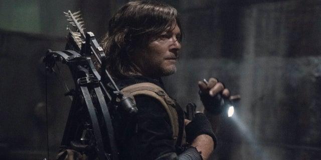 The Walking Dead Season 11 Norman Reedus Daryl