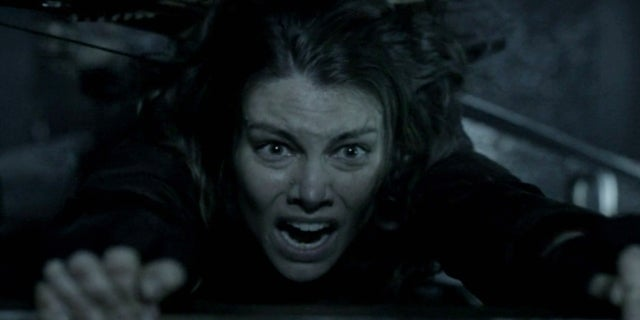 The Walking Dead Season 11 premiere cliffhanger Maggie Negan