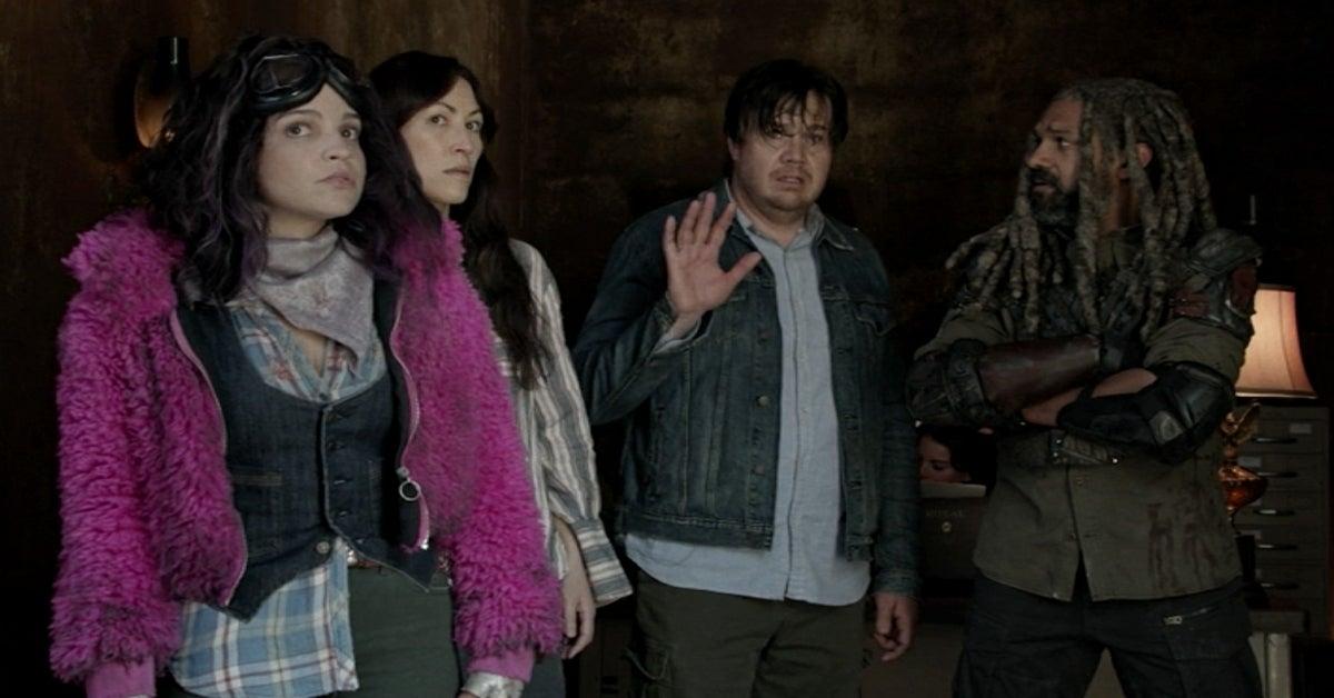 The Walking Dead Stephanie Acheron Part 2