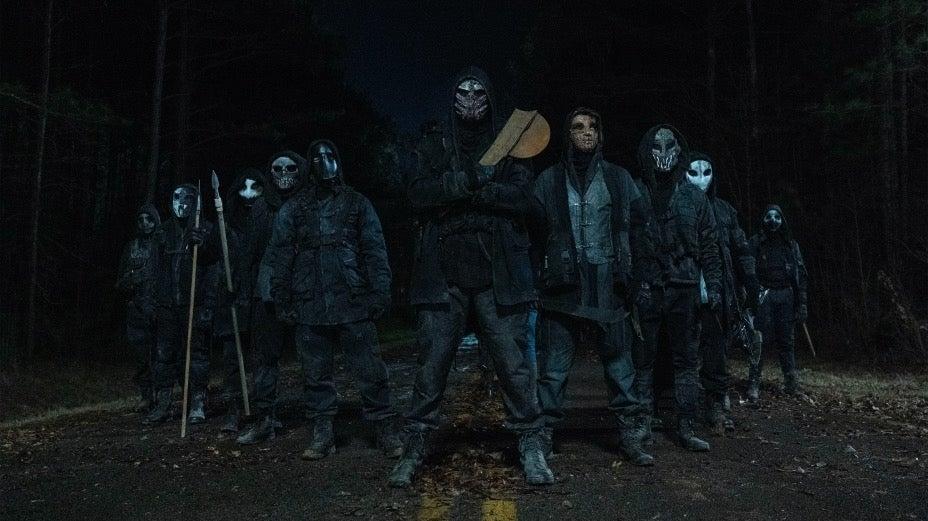 The Walking Dead The Reapers Season 11