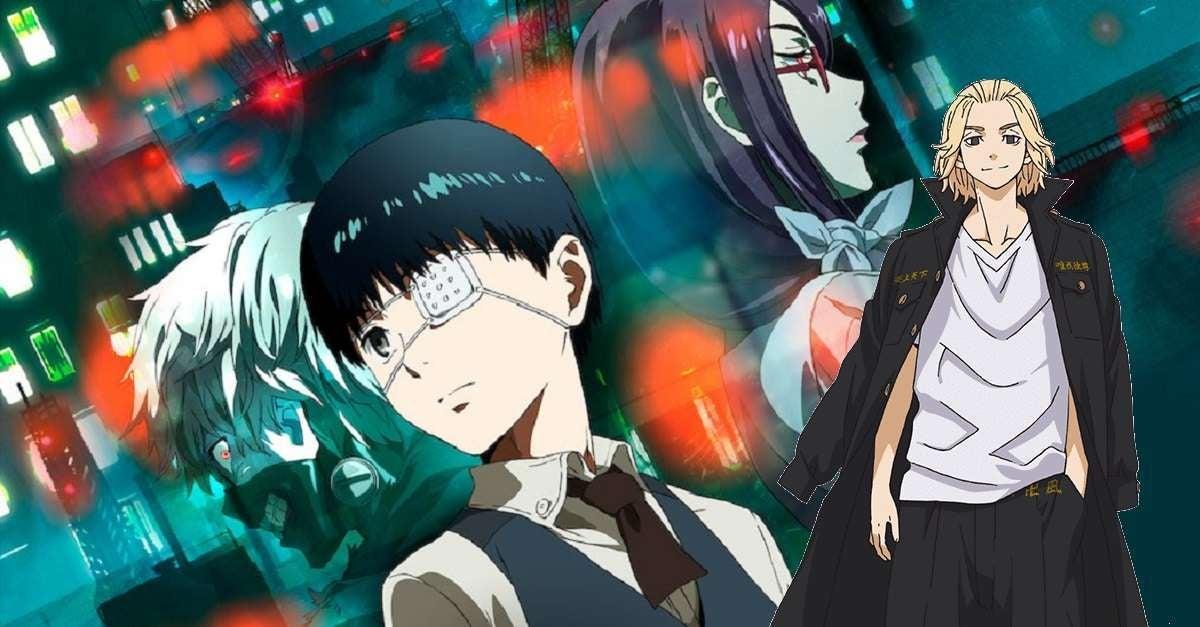 Tokyo Ghoul Tokyo Revengers