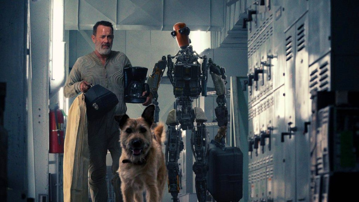 Tom Hanks Finch Movie First Look Release Date Apple TV Plus