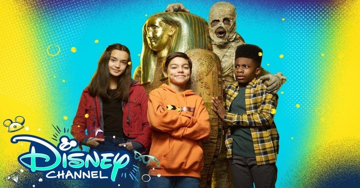 Under Wraps remake Disney Channel 2021