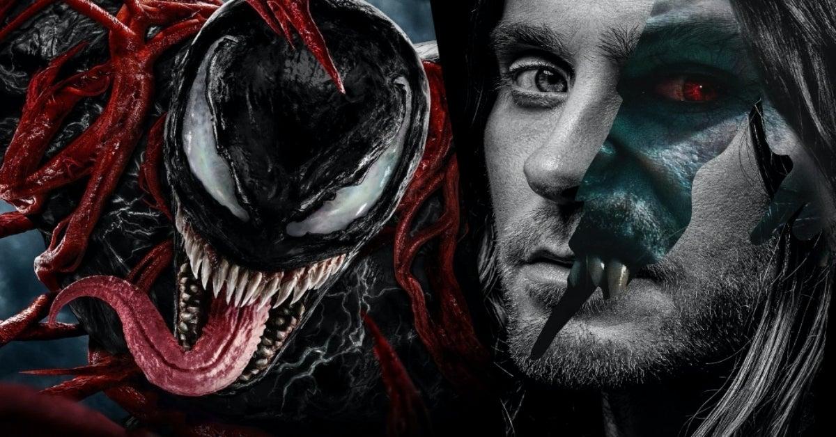 Venom 2 Tom Hardy Morbius Jared Leto comicbookcom