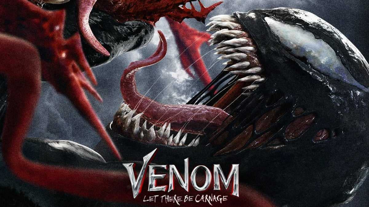 Venom Let There Be Carnage Poster