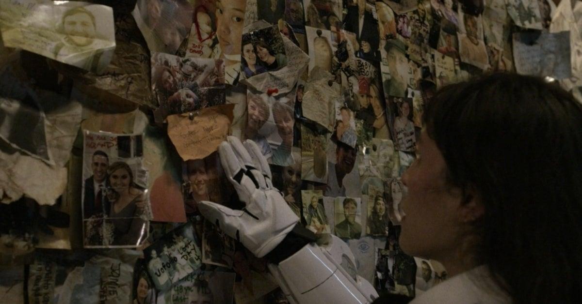 Walking Dead Wall of the Lost Yumiko Season 11 Episode 1