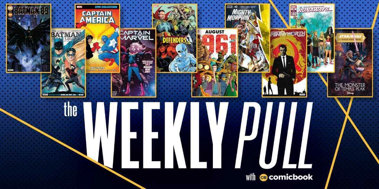 weekly pull week of august 11 2021