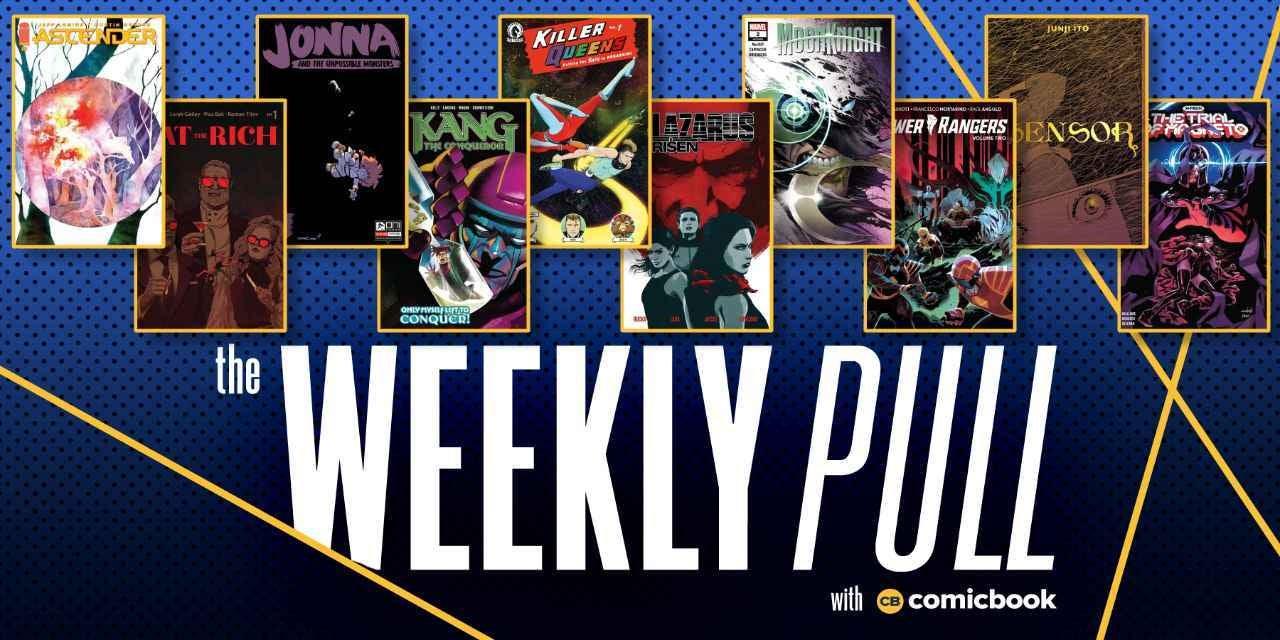 weekly pull week of august 18 2021