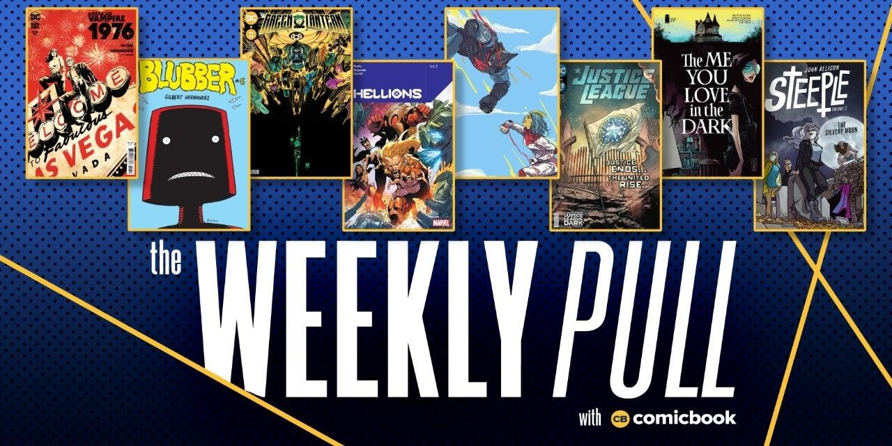weekly pull week of august 4 2021