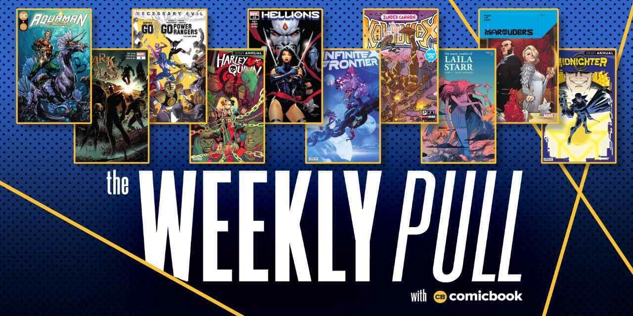 weekly pull week of september 1 2021