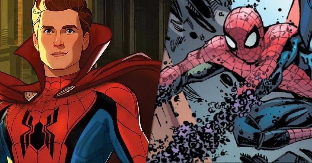 what if spider man scary