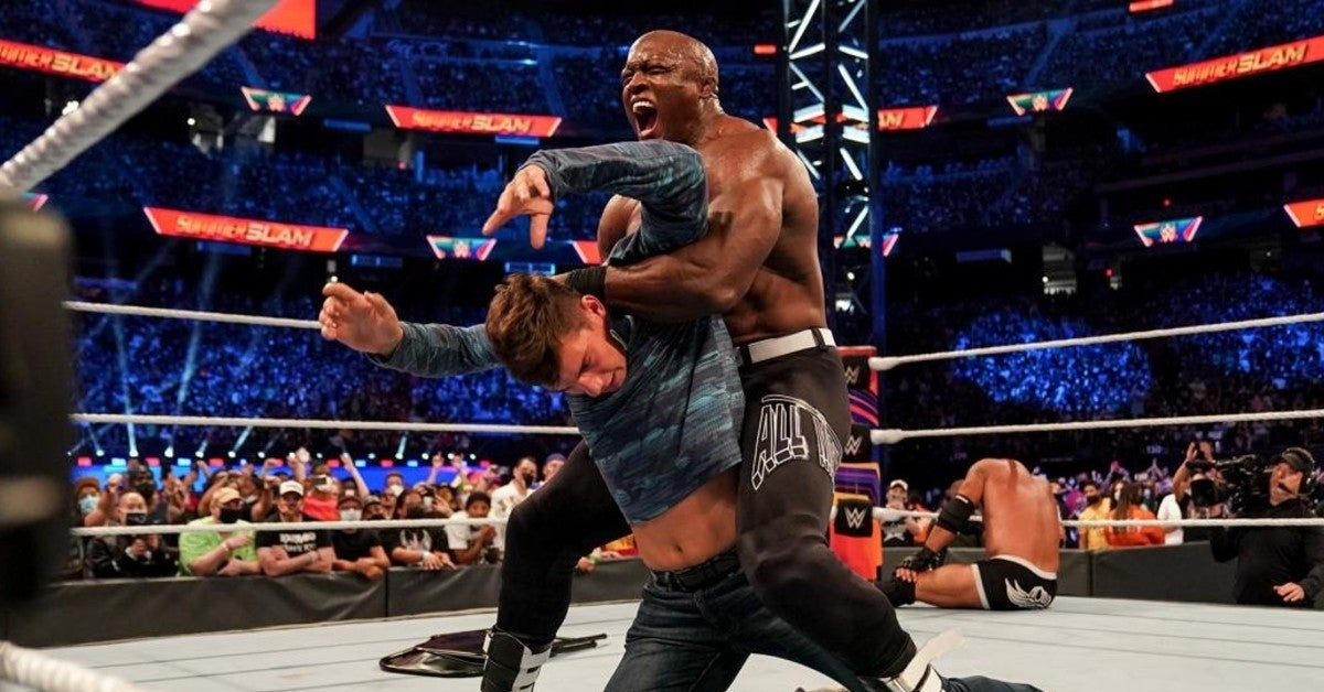 WWE-Bobby-Lashley-Gage-Goldberg