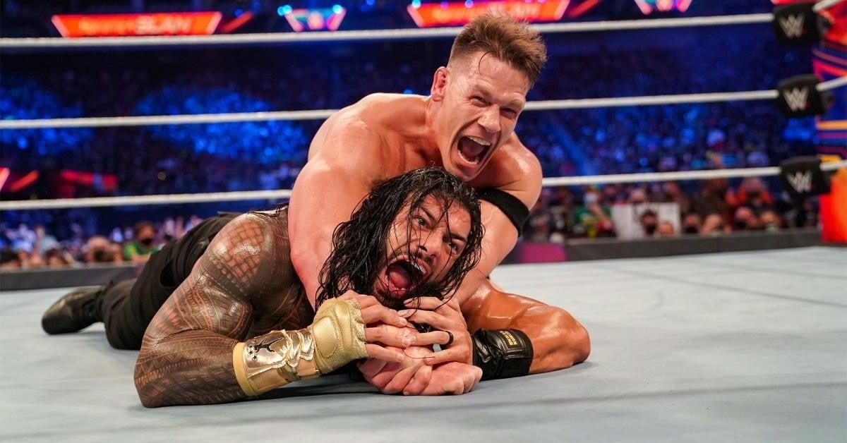 WWE-John-Cena-Roman-Reigns-SummerSlam