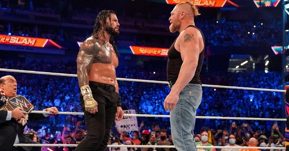 WWE-Roman-Reigns-Brock-Lesnar-SummerSlam-Return