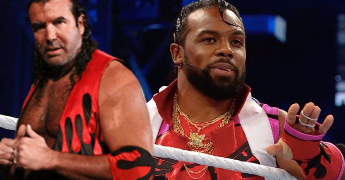 Xavier Woods Razor Ramon Scott Hall Gear WWE SummerSlam