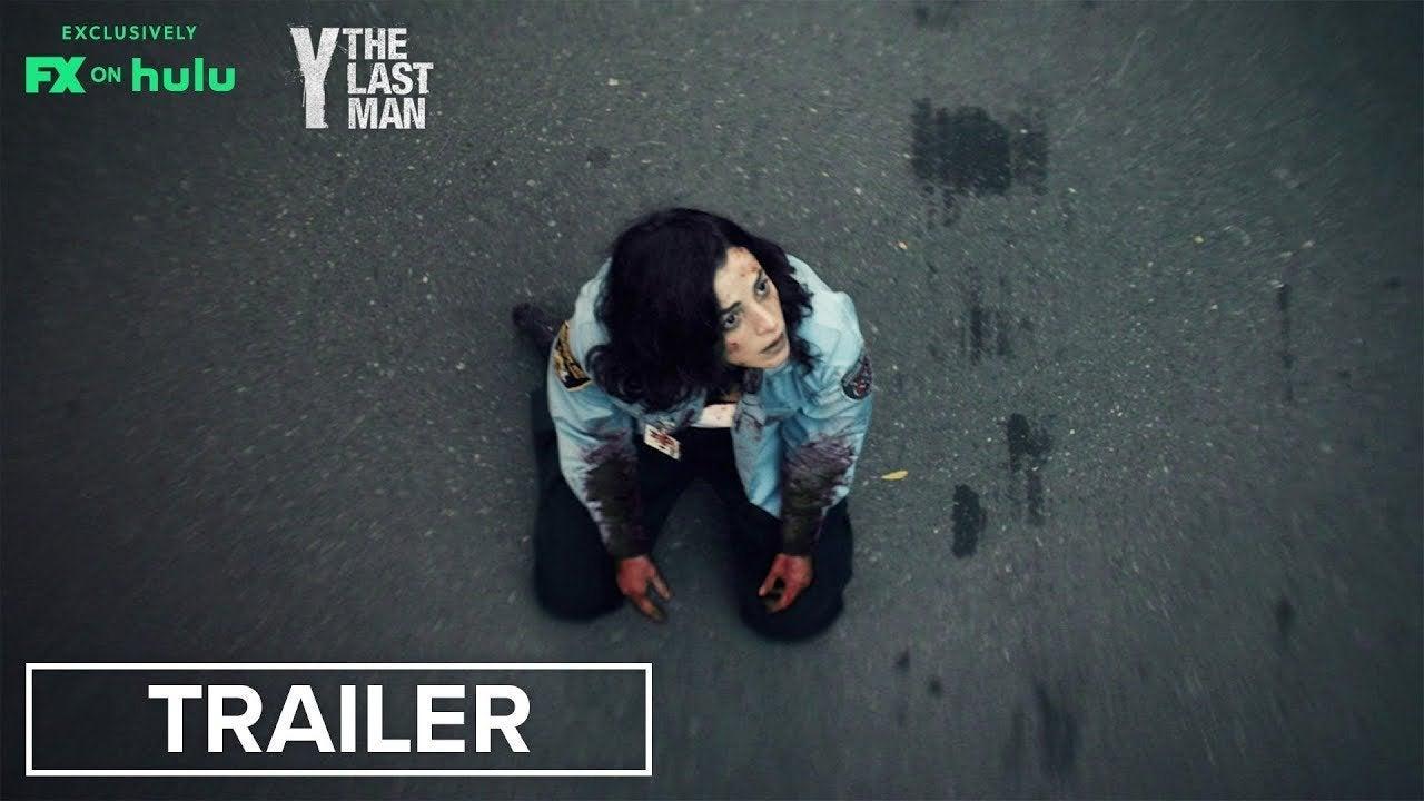 y the last man trailer fx adaptation hulu