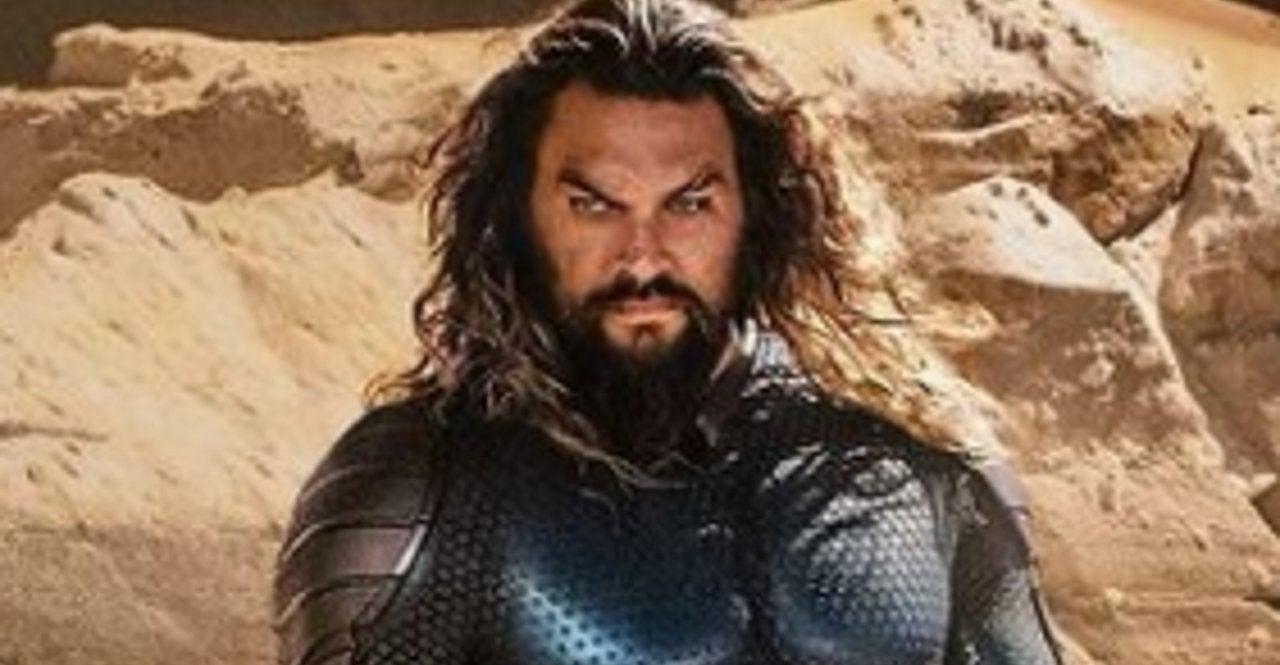 Aquaman 2 New Costume Jason Momoa