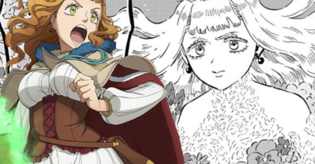 Black Clover Manga Mimosa Ultimate Magic Flower Princess Utopia Spoilers