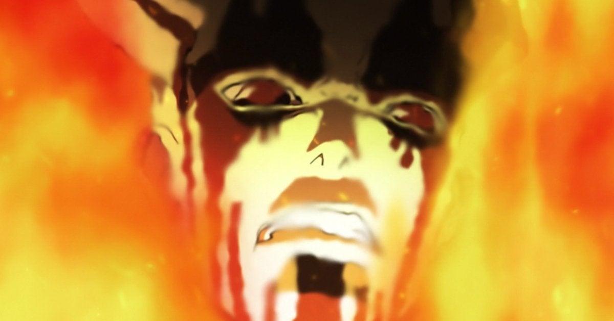Boruto Naruto Jigen Death Otsutsuki Kill Kashin Koji Fight Anime