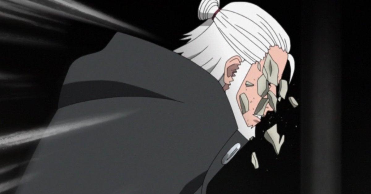 Boruto Naruto Kashin Koji True Identiy Jiraiya Clone Anime Spoilers