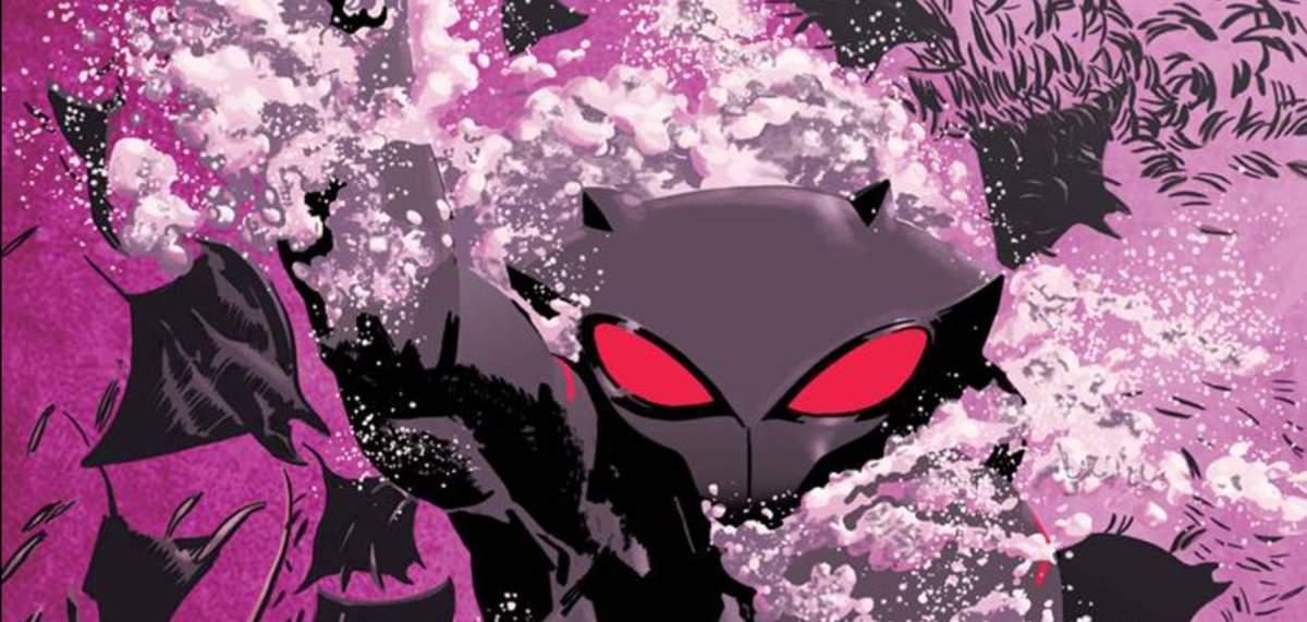 Comic Reviews - Black Manta #1