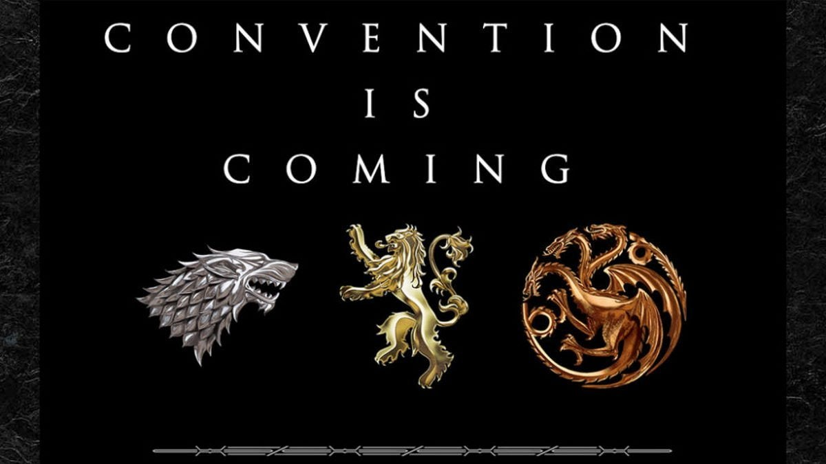 Game of Thrones GOT HBO Official Fan Convention