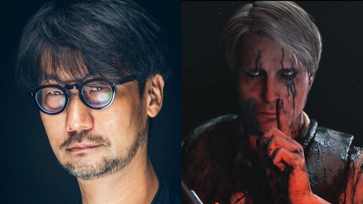 Hideo Kojima Mads Mikkelsen