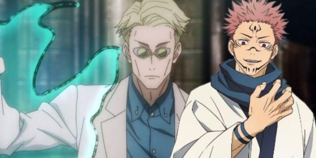 Jujutsu Kaisen Kento Nanami Sukuna Anime